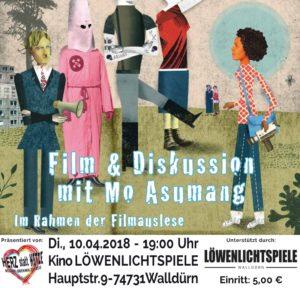 """""""Die Arier"""" Film von und mit Mo Asumang @ Kino """"Löwenlichtspiele"""""""